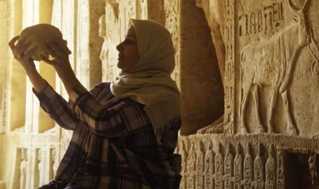 """Ai Cập: Tiết lộ điều gây """"sửng sốt"""" về bộ xương thầy pháp hoàng gia 4.500 năm - 2"""