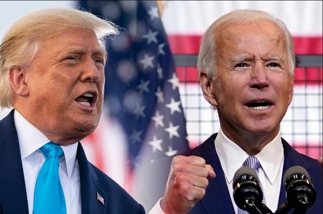 """Cuộc đua """"vũ bão"""" của Trump - Biden trước giờ G - 1"""