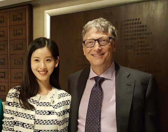 Con đường học vấn đáng nể của nữ tỷ phú trẻ nhất Trung Quốc - 13