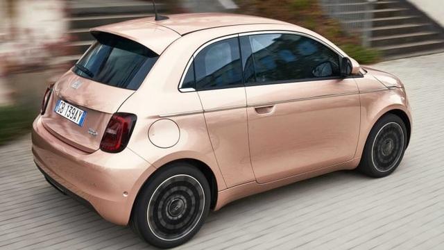 Fiat ra mắt tân binh 500e với thiết kế 3+1 - 9