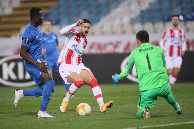 Filip Nguyễn đau đớn khi thủng lưới tới 5 bàn ở Europa League - 2