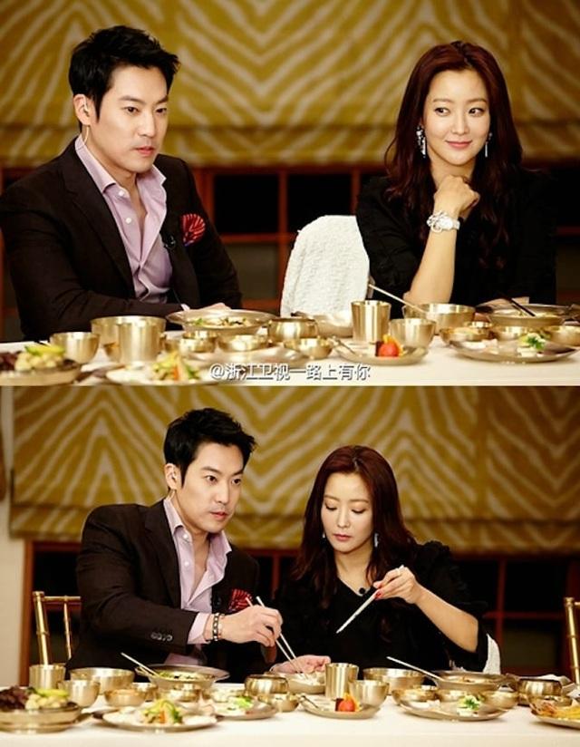 Kim Hee Sun - Mỹ nhân nhận mình đẹp hơn Song Hye Kyo, Kim Tae Hee - 7