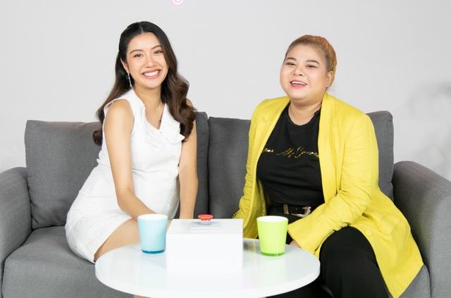 Á hậu Thúy Vân từng bị giám khảo chê răng to khi thi Hoa hậu - 2