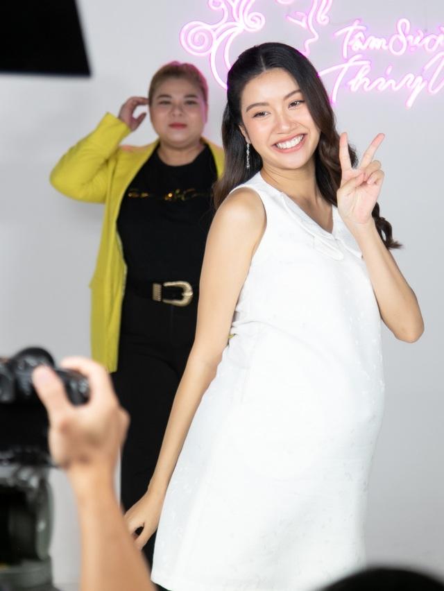 Á hậu Thúy Vân từng bị giám khảo chê răng to khi thi Hoa hậu - 3