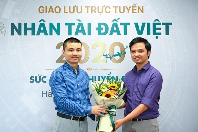 Giao lưu Nhân tài Đất Việt 2020: Hãy coi BGK là khách hàng cần thuyết phục - 7