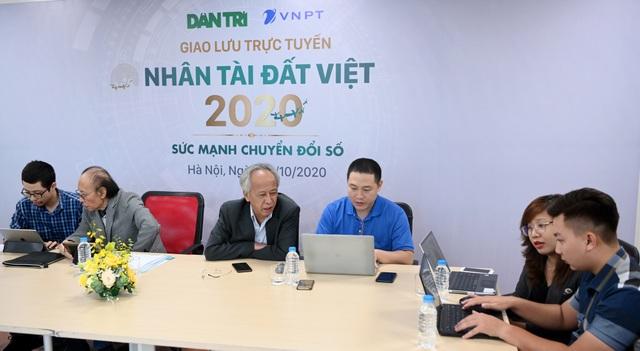 Giao lưu Nhân tài Đất Việt 2020: Hãy coi BGK là khách hàng cần thuyết phục - 2