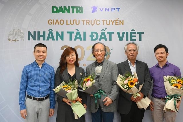 Giao lưu Nhân tài Đất Việt 2020: Hãy coi BGK là khách hàng cần thuyết phục - 1
