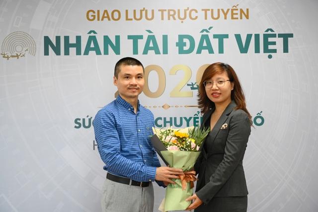 Giao lưu Nhân tài Đất Việt 2020: Hãy coi BGK là khách hàng cần thuyết phục - 6