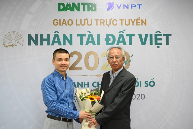 Giao lưu Nhân tài Đất Việt 2020: Hãy coi BGK là khách hàng cần thuyết phục - 5