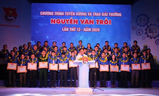 TPHCM: 43 công nhân tiêu biểu nhận giải thưởng Nguyễn Văn Trỗi - 1