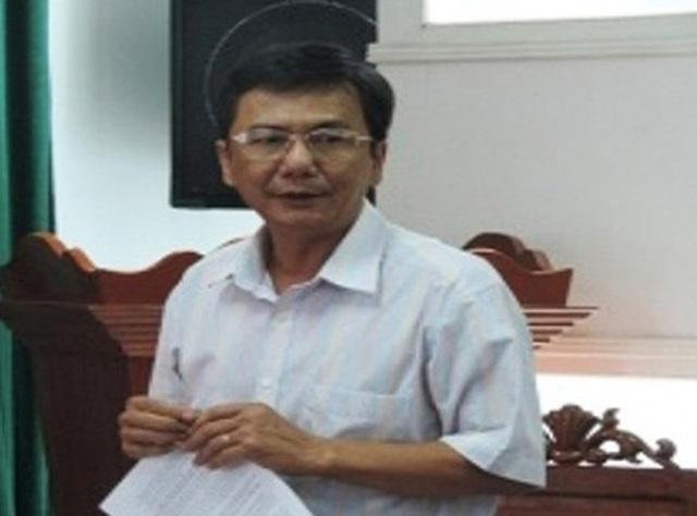 Nguyên Phó Chủ tịch thị xã Đông Hoà bị khởi tố tội danh thứ 2 - 1