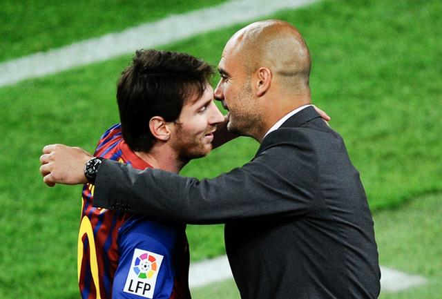 Ứng cử viên chủ tịch Barcelona muốn Pep Guardiola tái hợp Messi - 2