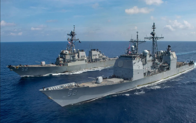 Trung Quốc có thể nhắm tới Philippines nếu xảy ra xung đột với Mỹ - 1
