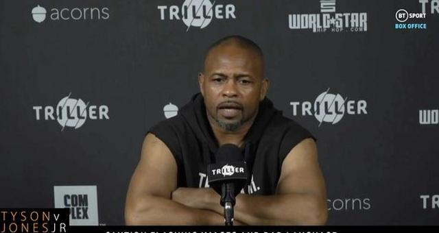 Mike Tyson: Chỉ có phụ nữ mới đánh nhau trong 2 phút - 2