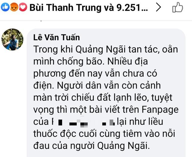 """Người dân Quảng Ngãi bức xúc phản ứng thông tin """"canh me tiền từ thiện"""" - 2"""