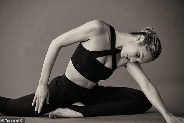 Candice Swanepoel hóa thành vũ công gợi cảm - 5