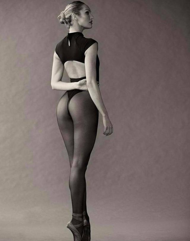 Candice Swanepoel hóa thành vũ công gợi cảm - 6
