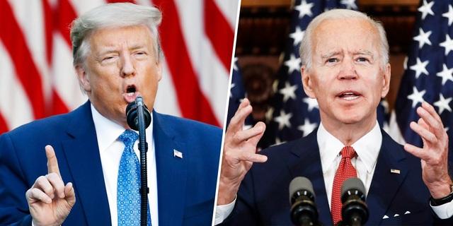 Cặp đấu Trump-Biden: Thị trường cá cược thu hút kỷ lục 1 tỷ USD - 1