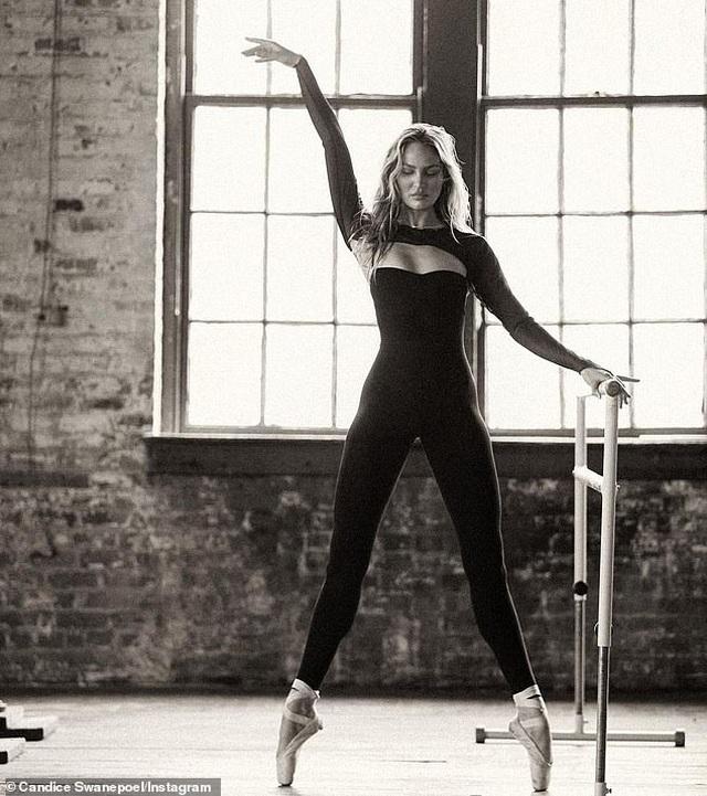 Candice Swanepoel hóa thành vũ công gợi cảm - 1