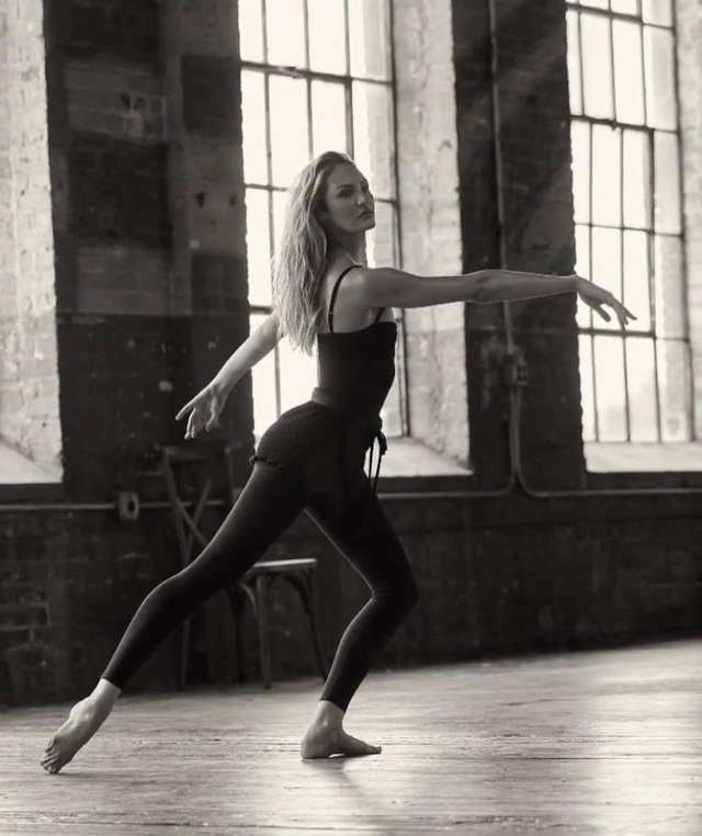 Candice Swanepoel hóa thành vũ công gợi cảm - 9