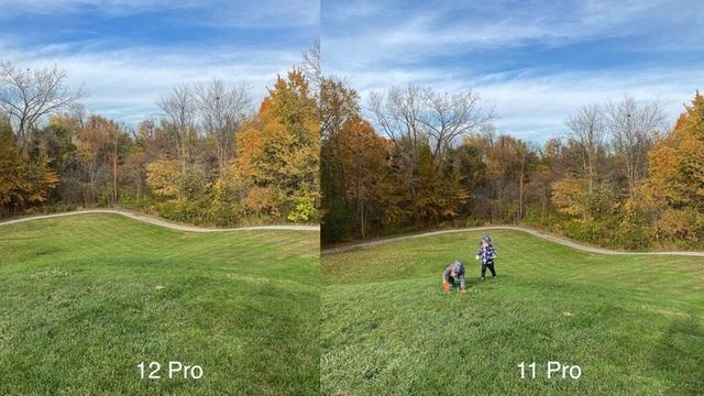 So sánh ảnh chụp từ iPhone 12 Pro với 11 Pro - 3