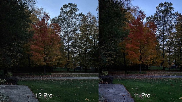 So sánh ảnh chụp từ iPhone 12 Pro với 11 Pro - 6