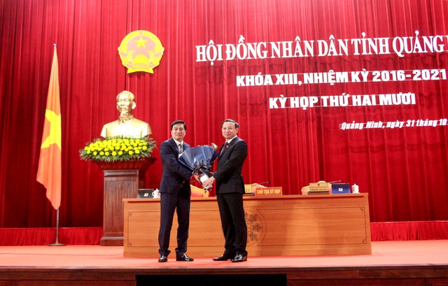 Ông Nguyễn Tường Văn làm Chủ tịch tỉnh Quảng Ninh - 2