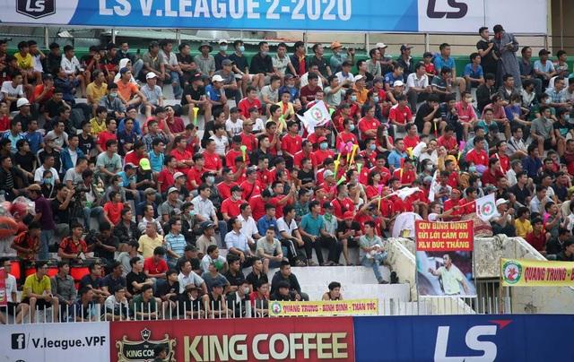 Niềm vui của bóng đá Bình Định ngày trở lại V-League - 6