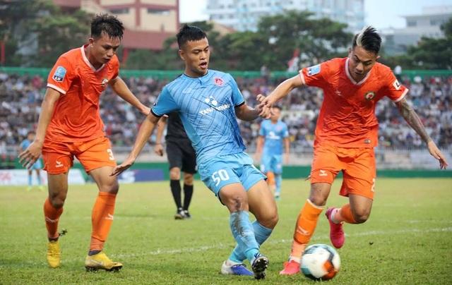 Niềm vui của bóng đá Bình Định ngày trở lại V-League - 3