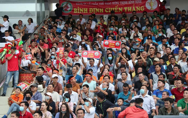 Niềm vui của bóng đá Bình Định ngày trở lại V-League - 5