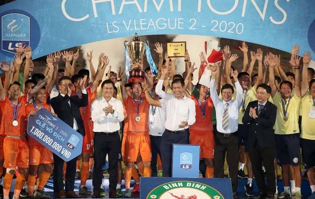 Niềm vui của bóng đá Bình Định ngày trở lại V-League - 9