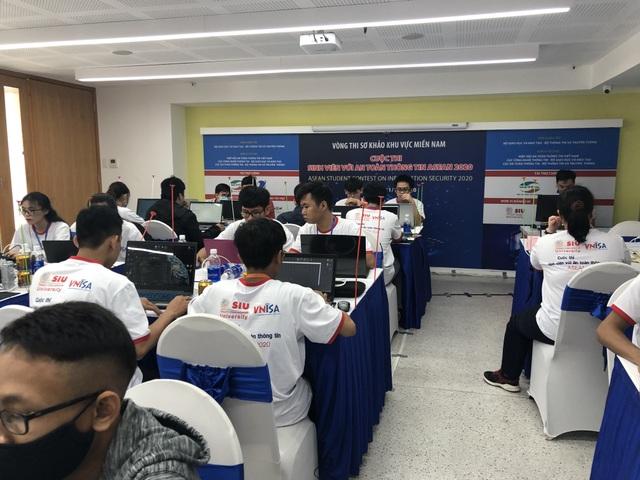"""95 đội thi tranh tài """"Sinh viên với an toàn thông tin ASEAN 2020"""" - 1"""