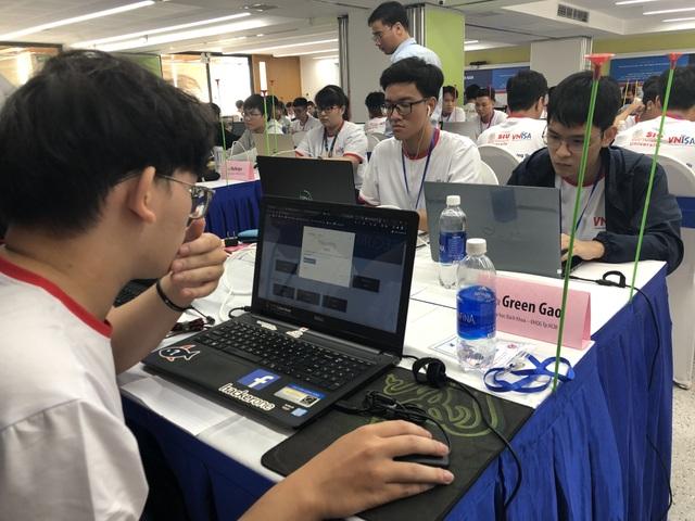 """95 đội thi tranh tài """"Sinh viên với an toàn thông tin ASEAN 2020"""" - 2"""