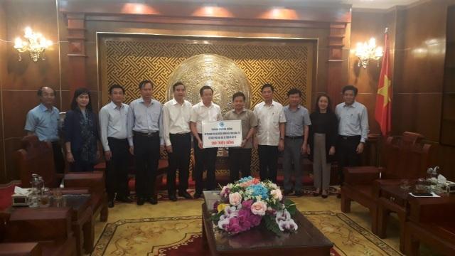 Đà Nẵng hỗ trợ các địa phương bị thiệt hại do bão lũ - 2