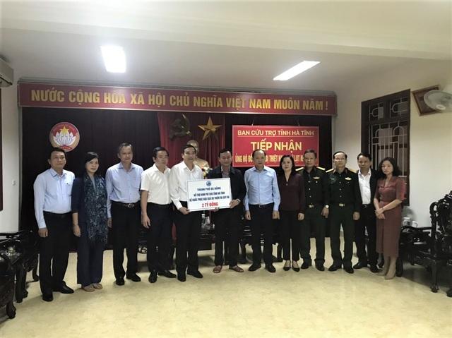 Đà Nẵng hỗ trợ các địa phương bị thiệt hại do bão lũ - 1