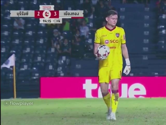 Văn Lâm và Muangthong thắng nghẹt thở đội bóng của thầy cũ - 3