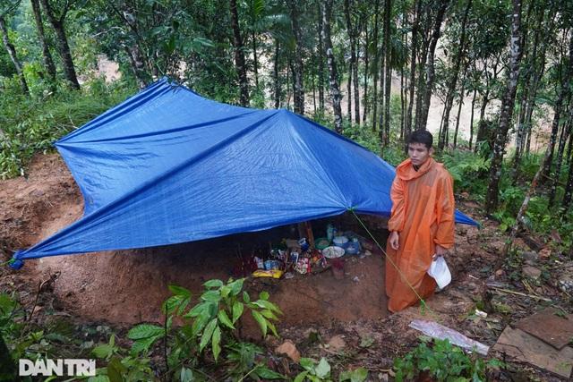 Dốc toàn lực tìm kiếm người mất tích tại Trà Leng - 4