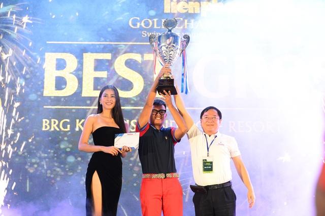 Giải Tiền Phong Golf Championship chào đón nhà vô địch mới - 1