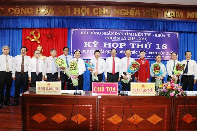 Bến Tre họp đột xuất bầu Chủ tịch UBND tỉnh - 2