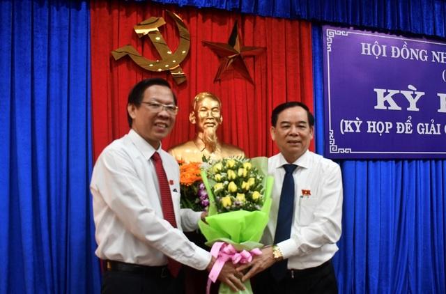 Bến Tre họp đột xuất bầu Chủ tịch UBND tỉnh - 1