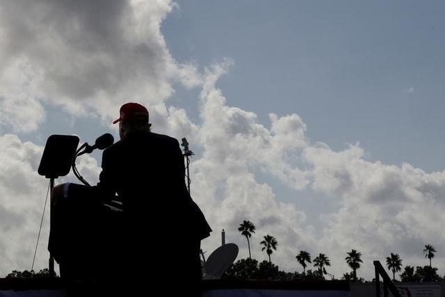 Nóng cuộc đua nước rút của Trump - Biden tại các bang chiến trường - 10
