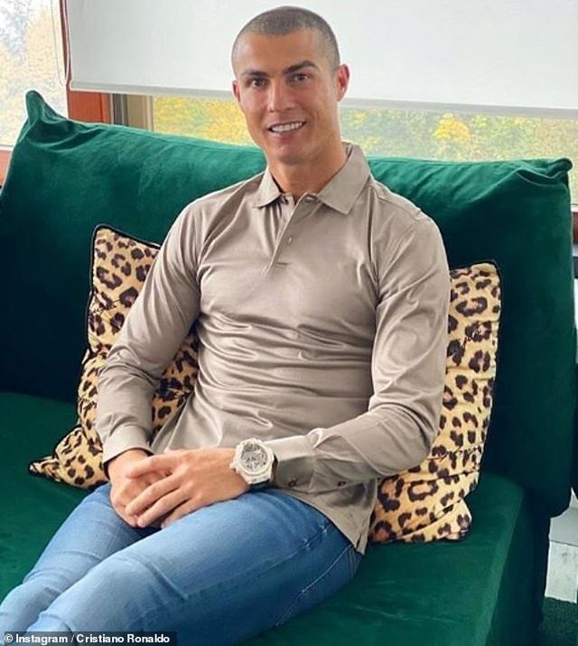 C.Ronaldo âm tính với SARS-CoV-2, sẵn sàng trở lại Juventus - 1
