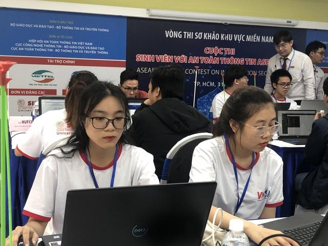 """95 đội thi tranh tài """"Sinh viên với an toàn thông tin ASEAN 2020"""" - 3"""