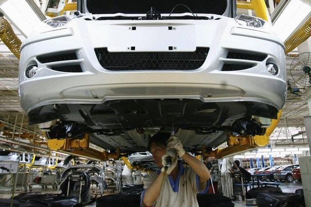 Các công ty Trung Quốc bị nghi ngờ sau vụ vỡ nợ trái phiếu hàng tỷ NDT - 1