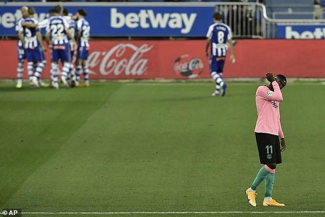 Messi gây thất vọng, Barcelona chia điểm cùng Alaves - 3