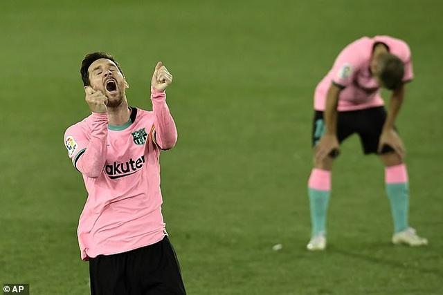 Messi gây thất vọng, Barcelona chia điểm cùng Alaves - 6