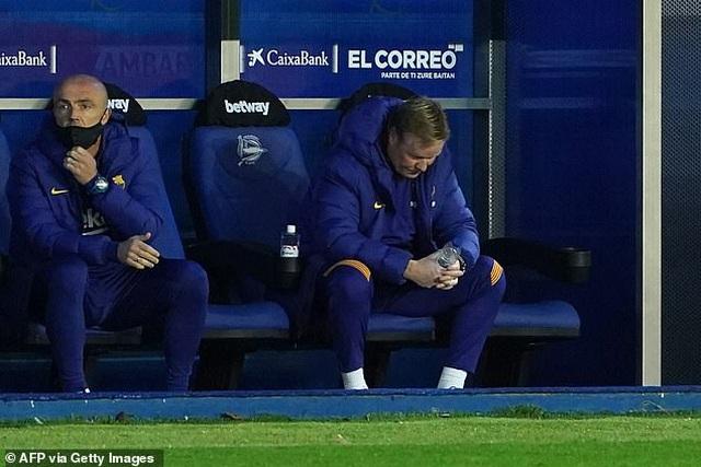 Messi gây thất vọng, Barcelona chia điểm cùng Alaves - 7
