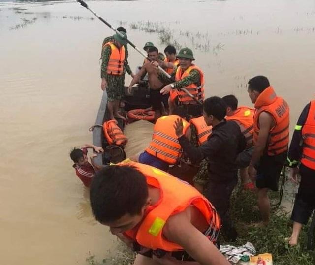 Nghệ An: 7 người chết và mất tích trong mưa lũ - 1