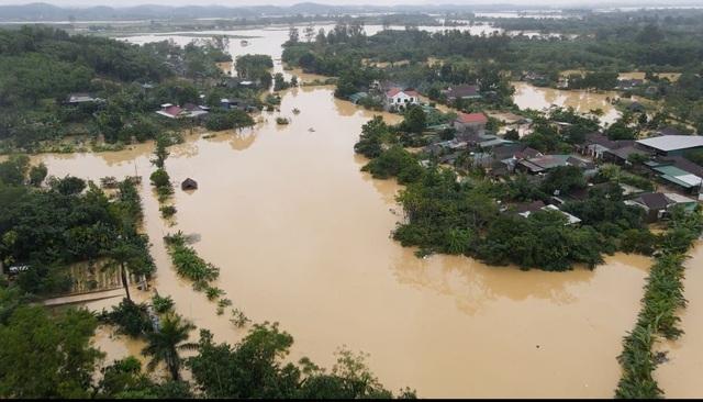 Nghệ An: 7 người chết và mất tích trong mưa lũ - 2