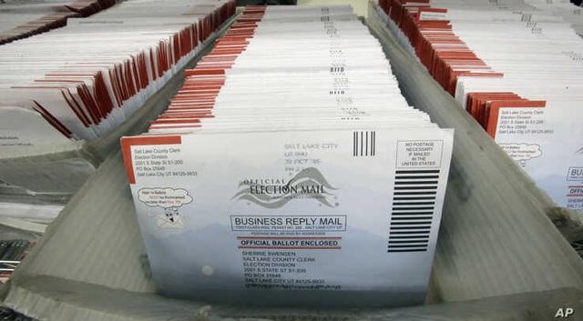 Mỹ: Báo động hàng triệu phiếu ở bang chiến địa có thể không được tính - 1